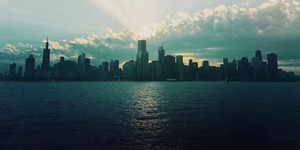 Chicago, Illinois USA honeymoon location