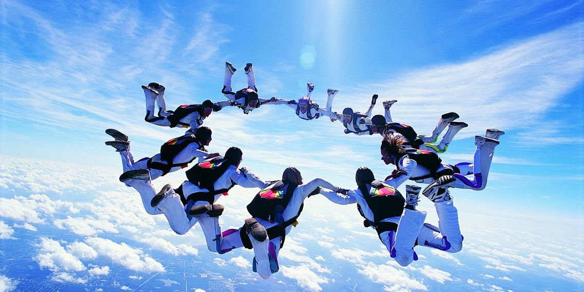 Learn to skydive in Melbourne