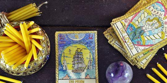 Goddess Psychic Tarot - Tarot Readings, Psychic, Medium