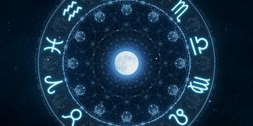 Monthly prediction by moon-sign