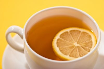 White Tea with Lemon