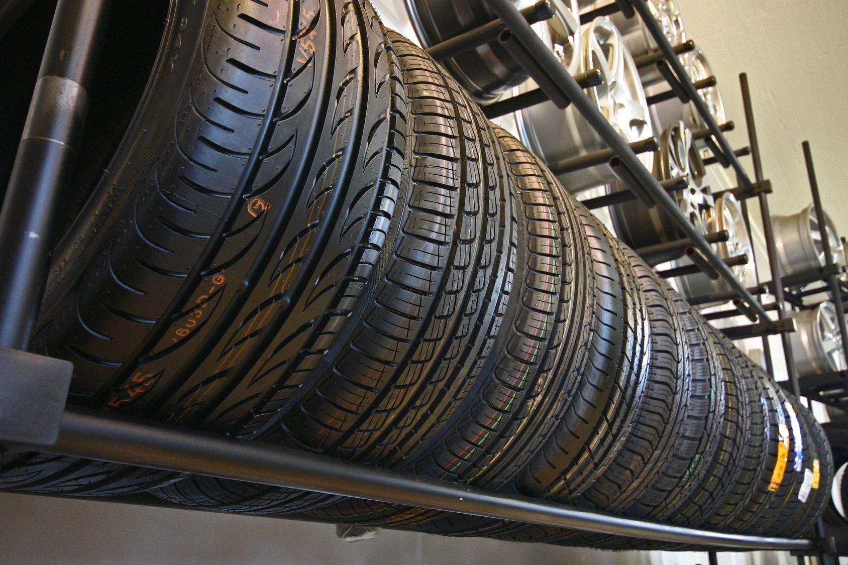 Auto Tech of East Tawas tires are the single most important safety feature on your car. 989-362-9620