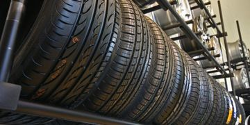 tire service in King William