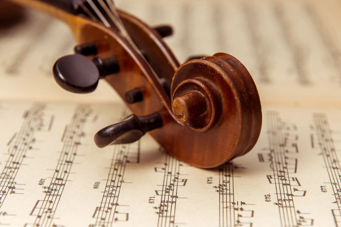 Violin Lessons - Pedersen Violin