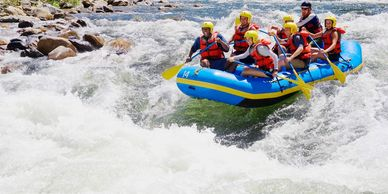 Grand Canyon White Water Rafting Packages