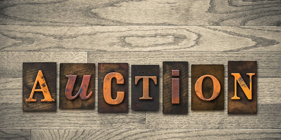CHECK OUT OUR UPCOMING AUCTIONS