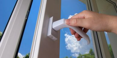 Window installation Door installation Energy efficient home upgrades