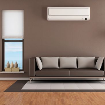 Air conditioning and heating