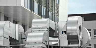 Commercial and institutional air handling, ventilation, comfort and energy efficient solutions