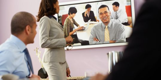Warren Global Video Conferencing
