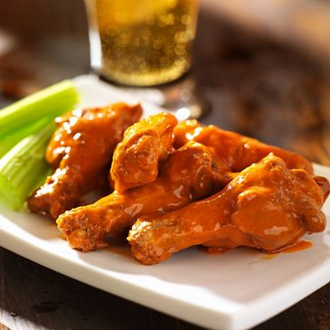 Come in for our famous wings!