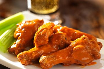 Traditional Hot Wings