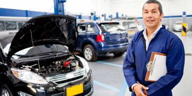 Business owners from trade sectors, specialising in the retail automotive industry.