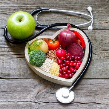 Healthy eating and disease management