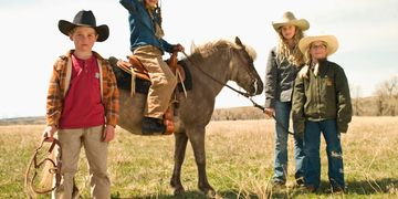 Kids Special Week at Coffee Creek Ranch