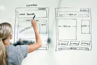 Small Business Website Design Instructions