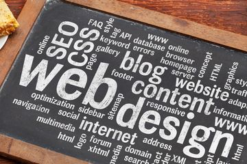 Susan provides webpage design and SEO content.