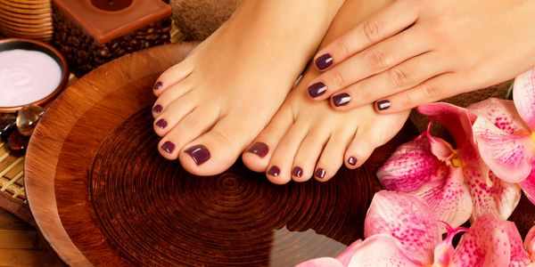 Luxury mobile pedicure in wolverhampton, the West Midlands and Birmingham.