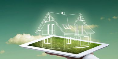 AR custom application development, real-estate IT solution, mobile application solution