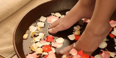 Ionic detox foot baths may assist with purging yeast, cleansing blood, liver and lymph as well as balancing the pH of the body.