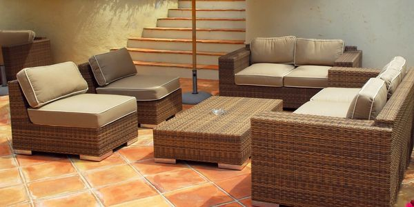 Outdoor / Patio Furniture Cleaning