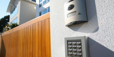 Access control system, Southampton, Hampshire