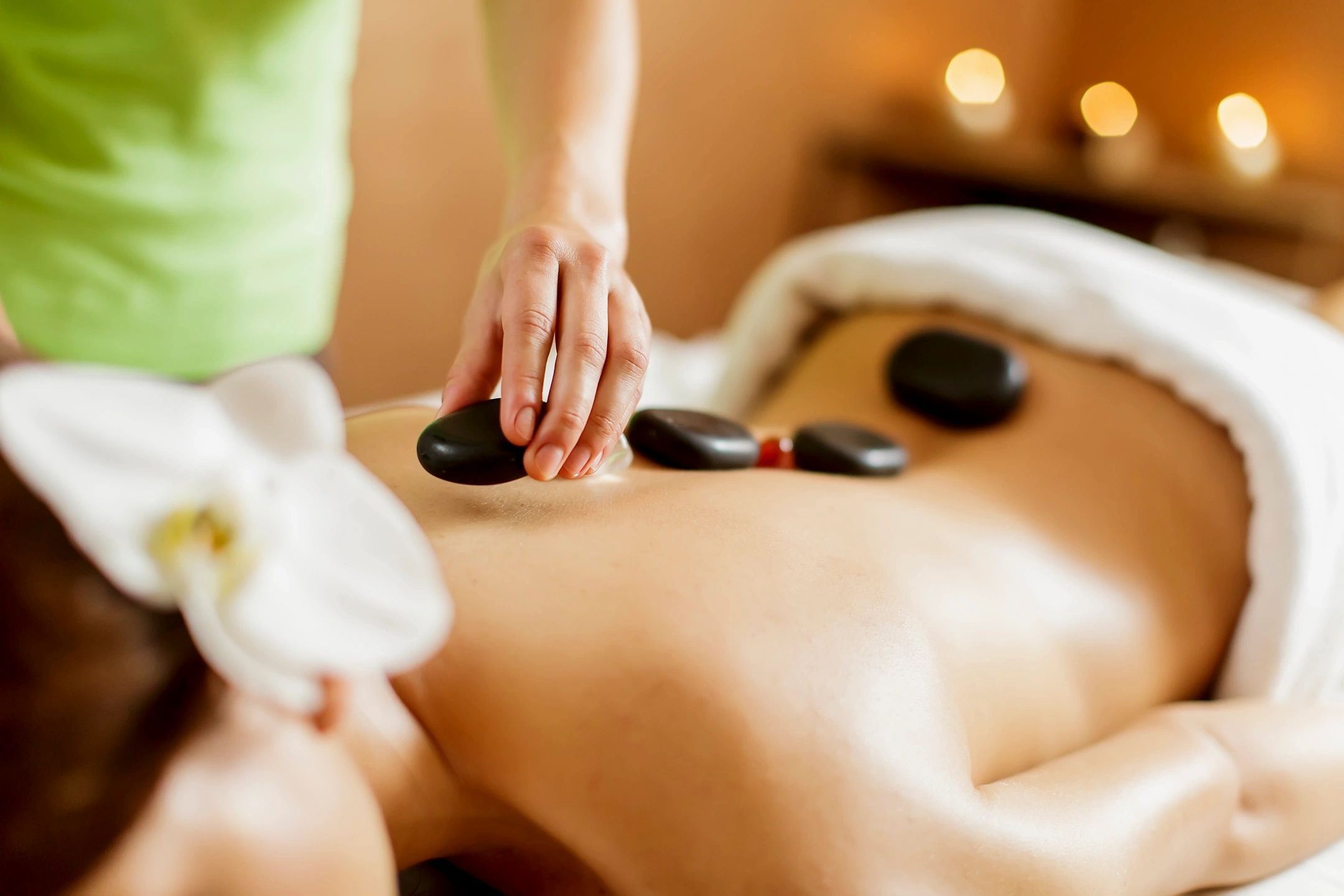 Relaxation Swedish Massage, Hot Stone Therapy, Couples Massage, Deep Tissue