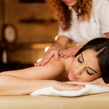 Massage is a great way to reduce stress and promote well being.