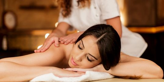 Massage Therapy - Great Escape Therapeutic Massage-8437