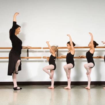 Mondays: 3:30PM-4:30PM Kids learn ballet steps across the floor, posture, balance, style and grace!