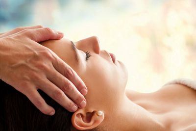 Specialized gently massage work to support headache and brain surgery support.