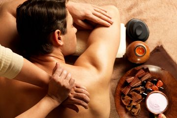 Mini Back and Neck Massage to De-Stress
