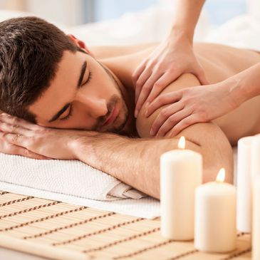 Massage therapy body work