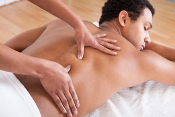Swedish massage spa massage therapy