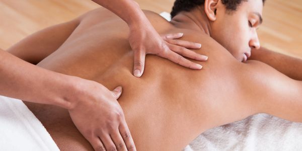 Deep Tissue and Trigger Point Therapy