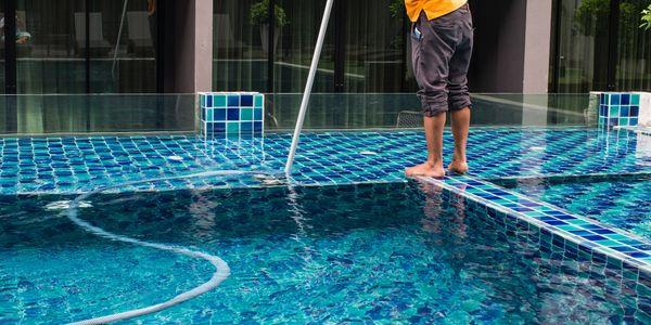In Depth Pool Service In Depth Pool Service