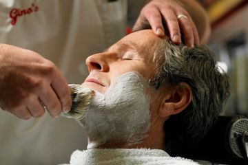 Old fashion hot shave great for the skin. Barber shop with class. barber shop, shave, hot shave, straight shave, fade, beard trim, shampoo and dying.