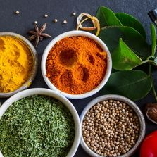 Curry Spice Indian Indo-Chinese Cooking Class