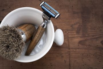 Clean and sanitized between every client. Barbers tools are essential to our professional staff. We take pride in what we do! barber shop, shave, hot shave, straight shave, fade, beard trim, shampoo and dying.