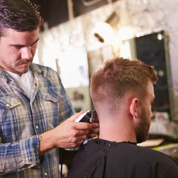 atlant barbers, haircuts, razor line, shave, crew for men