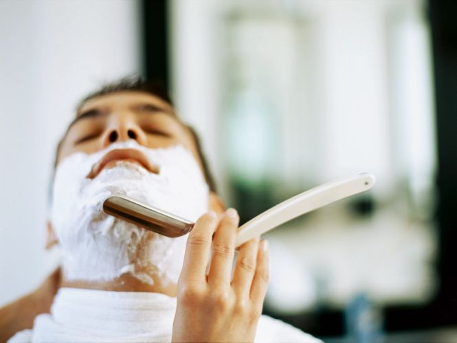 Barber Haircuts Straight Razor Shaves In Longview Nathans My Barber