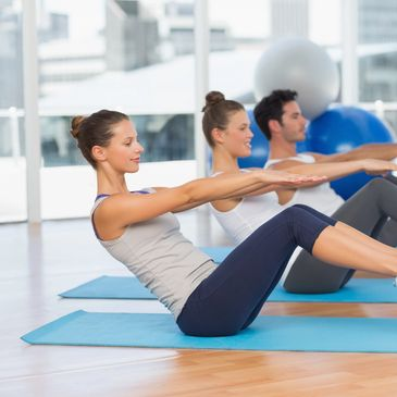 As previously mentioned, Pilates at work can provide your staff some much needed exercise. Whilst
