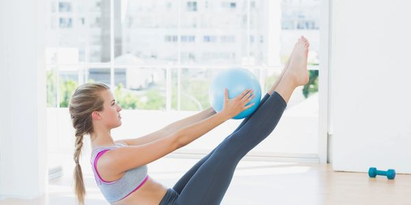 STOTT PILATES can help you tone your body, feel revitalized and move with ease