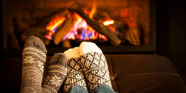 Feet by the Fire – Worry Less About Fire Hazards After Chimney Cleaning in Virginia Beach, VA