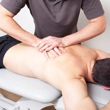 Adjustment Chiropractor