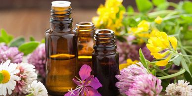 Different essential oil many uses different conditions