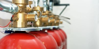 Fire Suppression Sprinklers  Water Mist
