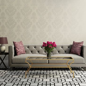 Settee and soft furnishings cleaning