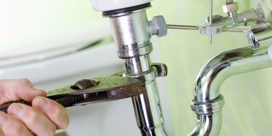 We offer a long list of plumbing repairs, from sinks & faucets to