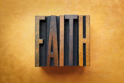 Accepting Jesus Christ as Lord takes Faith.  Salvation Is An Act Of His Love & Grace (Eph. 2:8-9).